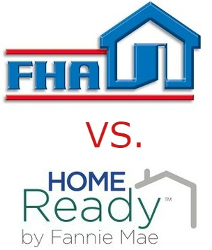 FHA vs Home