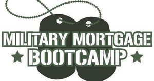 military mortgage boot camp