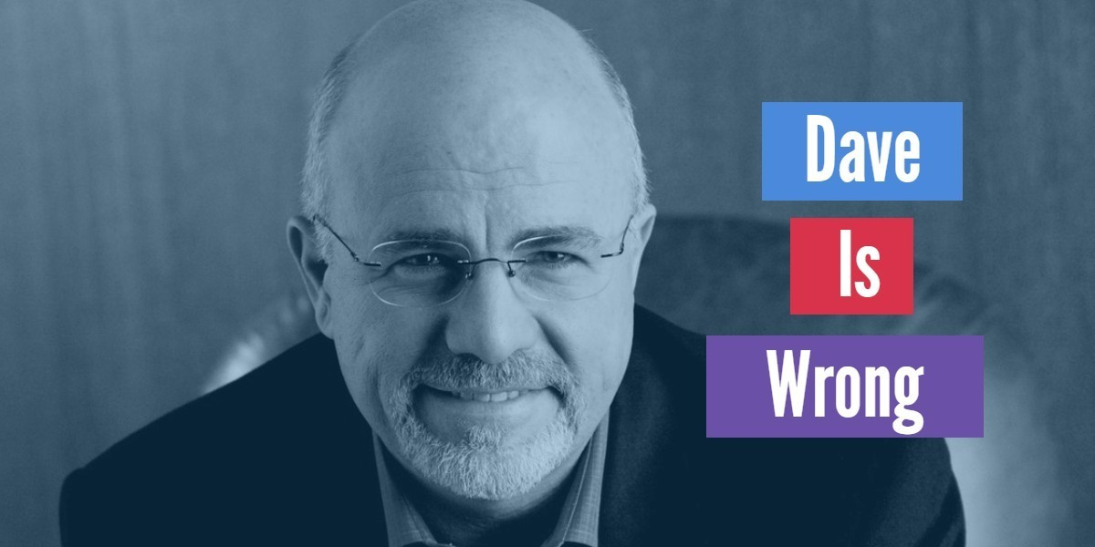Dave Ramsey is Wrong About VA Loans