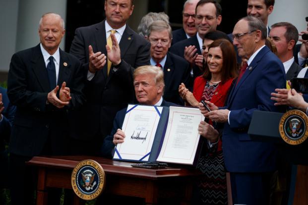 Trump signs bill into law