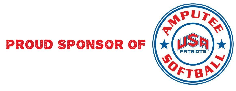 proud sponsor of USA Patriots
